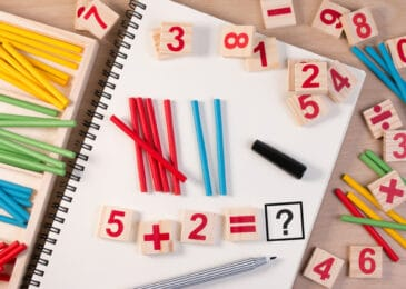 It's Just Numbers: How to Develop a Love for Math