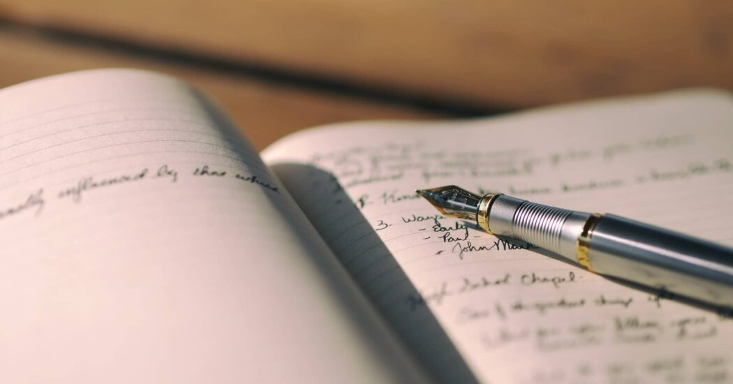 Observe Everything In Writing