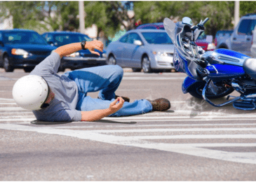 How to Determine Who's at Fault in a Motorcycle Accident