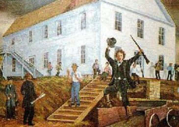 Quick Summary on Lecompton Constitution