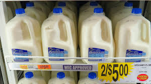 How Much A Gallon Of Milk Weigh