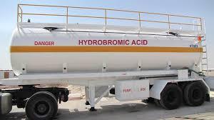 Hydrobromic Acid Formula, Structure & More